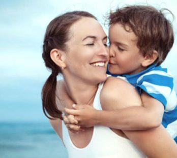 mama e hijo varon